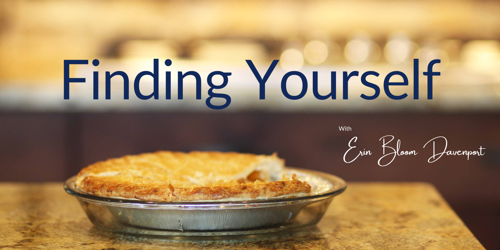 Finding Yourself Banner