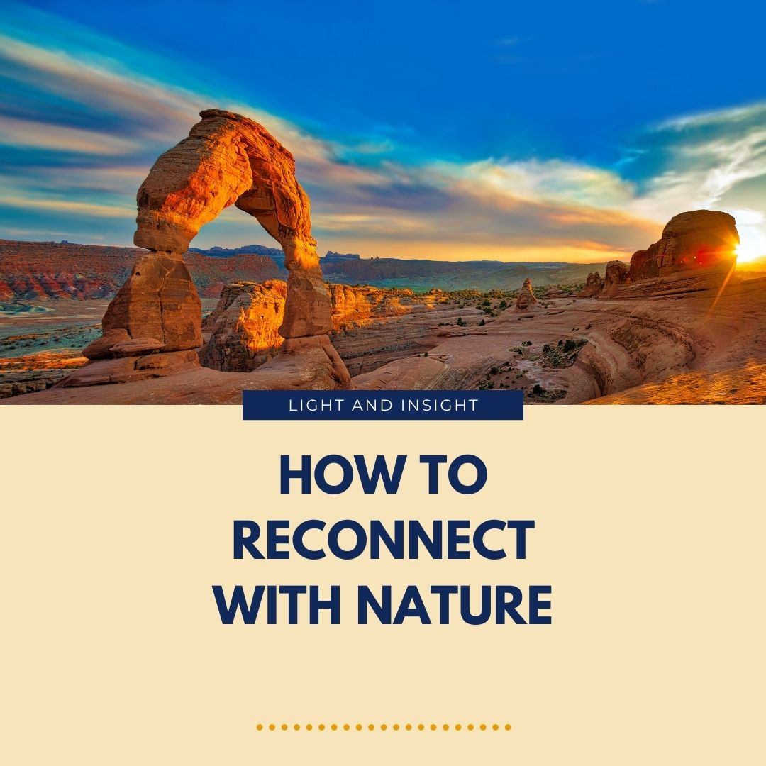 How to Reconnect With Nature Article