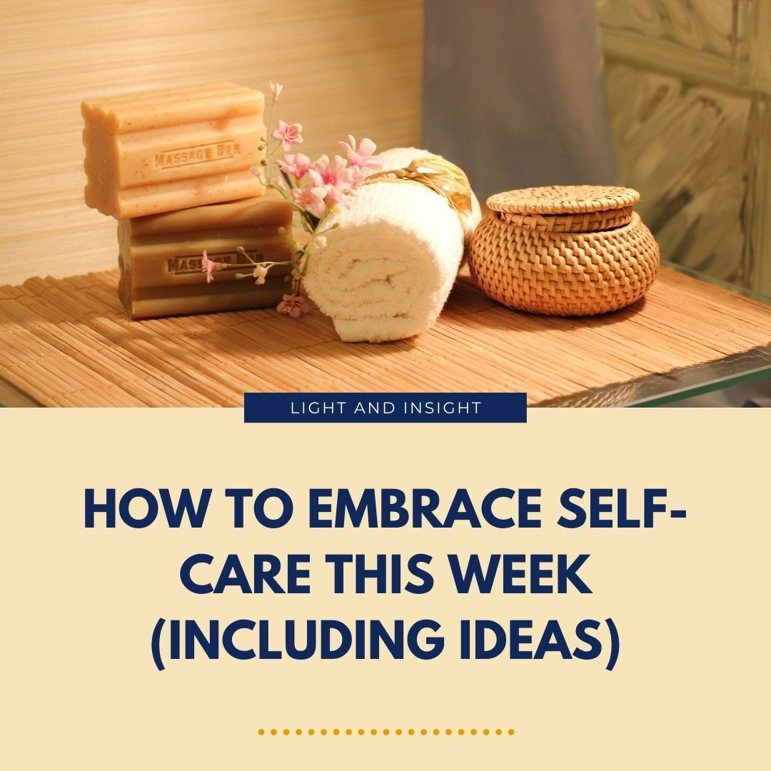 How to Embrace Self-Care Article